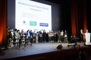 La question de l'engagement dans les médias : défis relevé par les collégiens !
